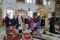 Студенты отделения журналистики Чувашского государственного университета имени И.Н. Ульянова посетили Свято - Троицкий мужской монастырь